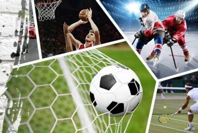 Прямые трансляции спортивных матчей